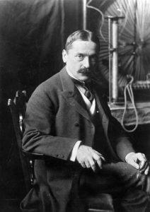 Mihajlo Pupin i Nikola Tesla, akademska srpska asocijacija