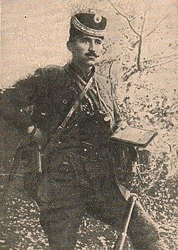 vojnik, akademksa srpska asocijacija