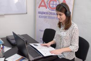 учење српског језика преко скајпа, професор Ана, Академска српска асоцијација