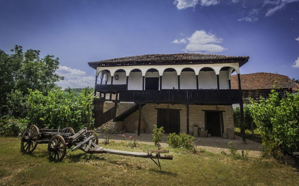 etno kuća, Arheo - etno park, akademska srpska asocijacija