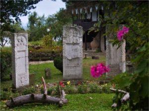 groblje, Arheo - etno park, Akademska srpska asocijacija