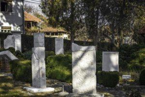 Arheo - etno park, groblje, Akademska srpskaasocijacija