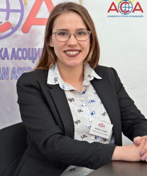 predavač srpskog jezika, akademska srpska asocijacija, Accademic Serbian Assotation, Accredited teacher of Serbian