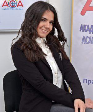 Соња Драча, професор српског, Accredited online serbian teacher, Academic Serbian Assotiation
