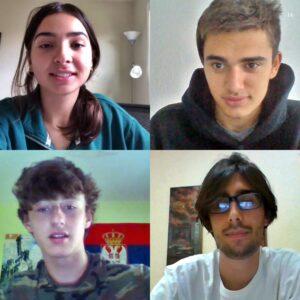 српски језик, онлајн час српског, Академска српска асоцијација