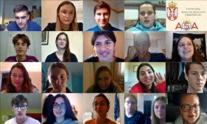 učenje srpskog kao zavičajnog jezika, akademska srpska asocijacija