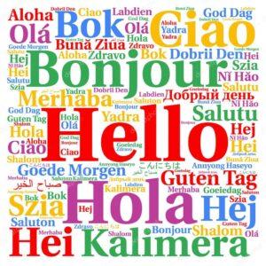 na našim onlajn časovima srpskog jezika, hello, Akademska srpska asocijacija
